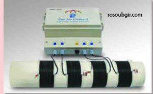 سختی گیر الکترونیکی PAC-32